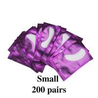 200 pairs Purple