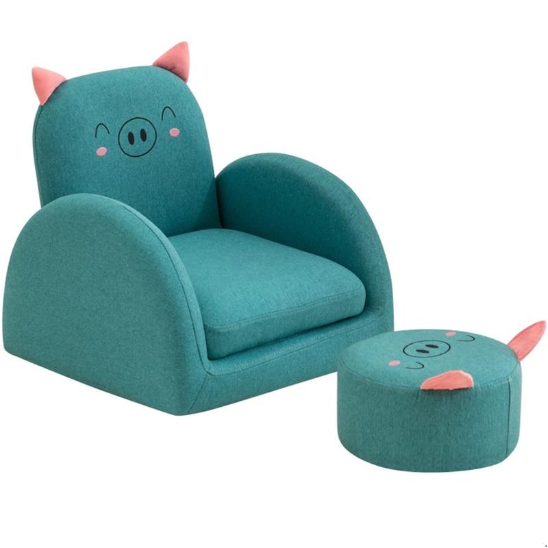 Infantiles Divan Mini Cute Seat Bag Recamara Chair Small Lazy Boy Dormitorio Infantil Baby Chambre Enfant Children Kids Sofa