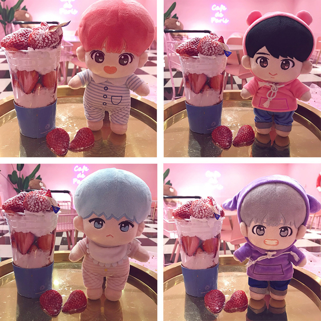 Huggable Kpop Superstar Toys 1