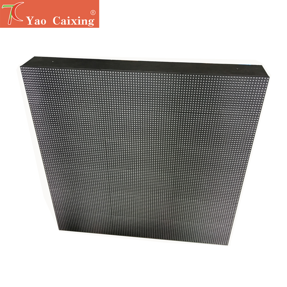 Manufacturer Sale P10 SMD Full Color Outdoor Waterproof Cabinet Screen Advertisement  Led Display