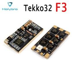 Holybro Tekko32 F3 35A BLHeli_32 3-6 S ESC Für RC Modelle Multicopter Teil W/F3 MCU Dshot1200 bauen-in Aktuellen Sensor WS2812B