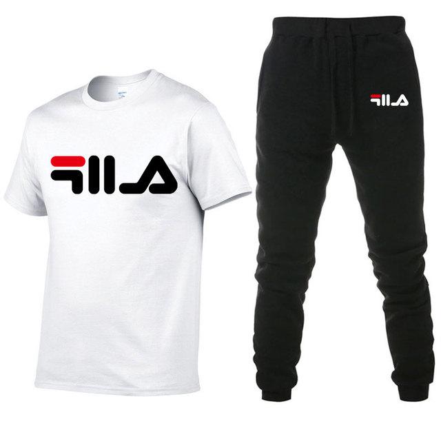 Conjuntos de camisetas + Pantalones de dos piezas conjuntos de chánda