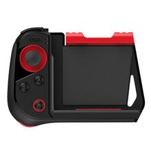 цена на GloryStar IPEGA Wireless Bluetooth Gamepad Pubg Red Spider Game Controller for Android /IOS Game Joystick