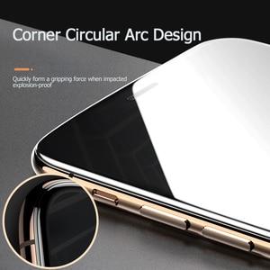 Image 4 - Benks 2PC VPRO מזג זכוכית AGC עבור iphone 11 פרו X XS Max XR מסך מגן 3D מלא מסך Curve קצה קדמי מגן סרט