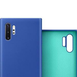Image 3 - Samsung oficjalny oryginalny silikonowy pokrowiec ochronny do Galaxy Note 10 Note10 NoteX Note 10 Plus obudowy do telefonów komórkowych