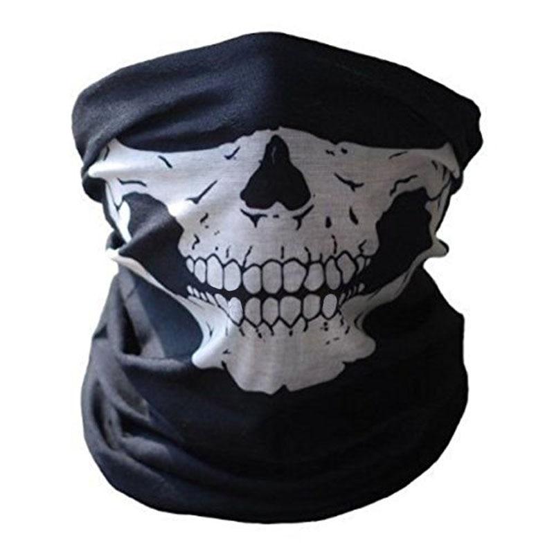 Yoption Seamless Bandana Headwear Face Scarf Neck Gaiter Scarf Women Mens for Dust Motorcycling Cycling Sports Festivals
