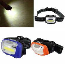 Portable Headlamp Led Waterproof Headlight Durable Flashlight For Camping Hiking Head Lamp Hat Light Torch Outdoor Accessories