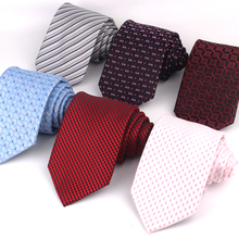 Striped-Tie Necktie Classic Slim Groom Wedding-Corbatas Plaid Fashion Women for Party
