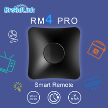 BroadLink RM4 Pro Smart Universal Remote IR & RF Transmitter for Air con, TV, Switch, etc. support Alexa and Google Home