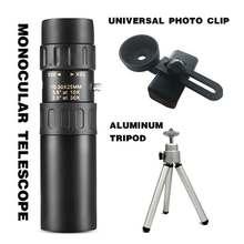 10 30x25 металлический монокулярный телескоп высококачественный