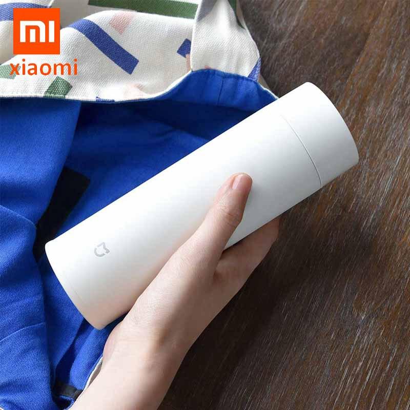Оригинальный термос для воды xiaomi mi home, простая Модная студенческая деловая Теплая/холодная чашка для сохранения красоты, 4 цвета, портативная дорожная чашка|Смарт-гаджеты|   | АлиЭкспресс