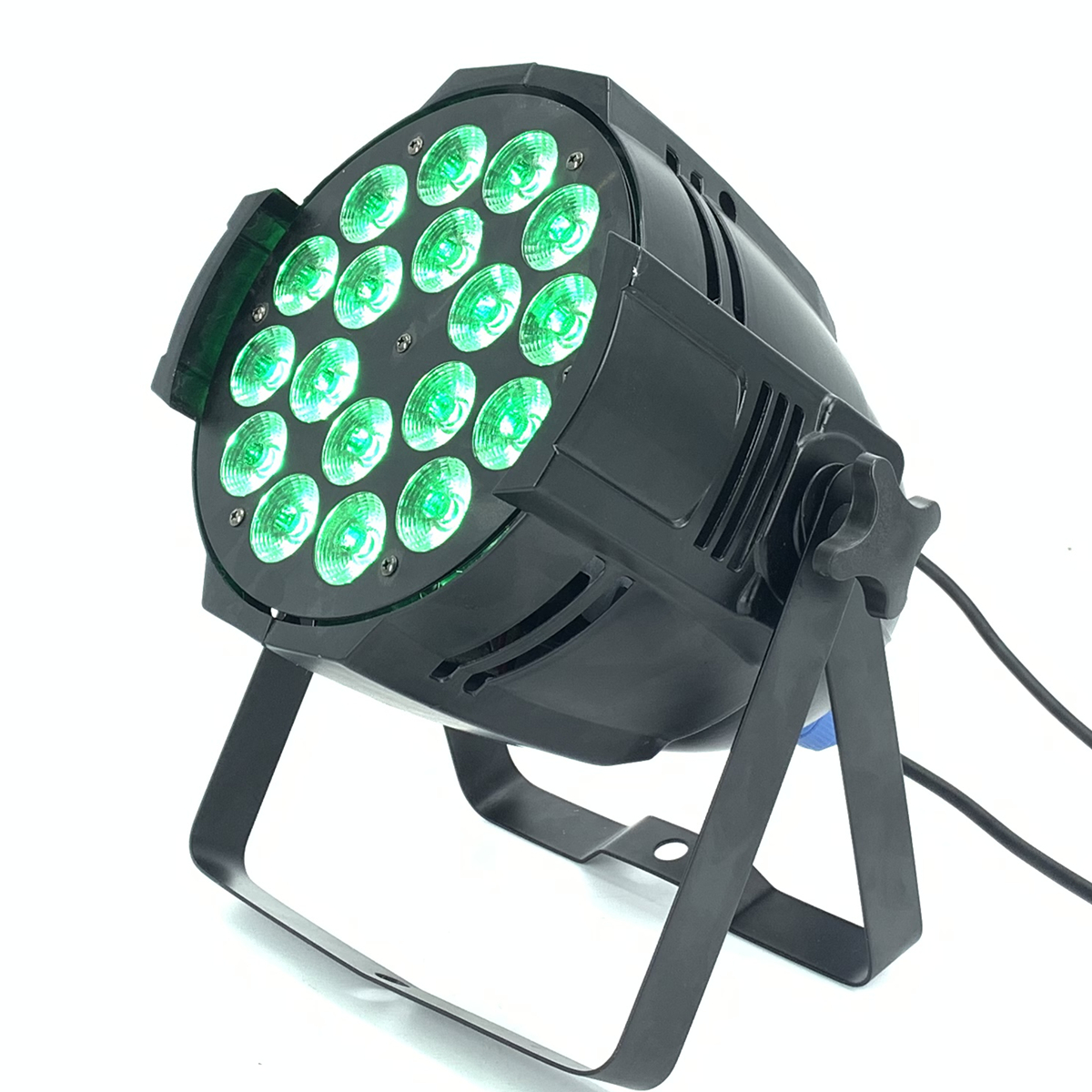 RGBWA UV 6IN1 18X18W LED Par light Cans Aluminum  disco light dj light led wash beam light