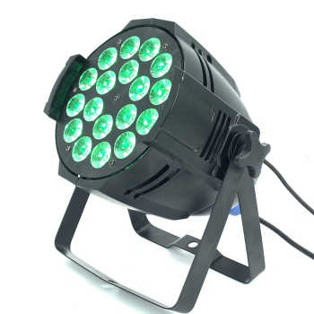 RGBWA UV 6IN1 18X18W LED Par light Cans Aluminum  disco light dj light led wash beam light - DISCOUNT ITEM  0% OFF All Category
