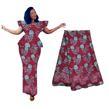 African Lace Fabric For Woman Dress with Beads 2019 New Arrival French Tulle Nigerian Burgundy Lace Fabrics High Quality