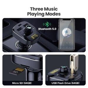 Image 4 - UGREEN cargador USB tipo C para coche, cargador PD de carga rápida 4,0 3,0, para iPhone 11, cargador de teléfono móvil