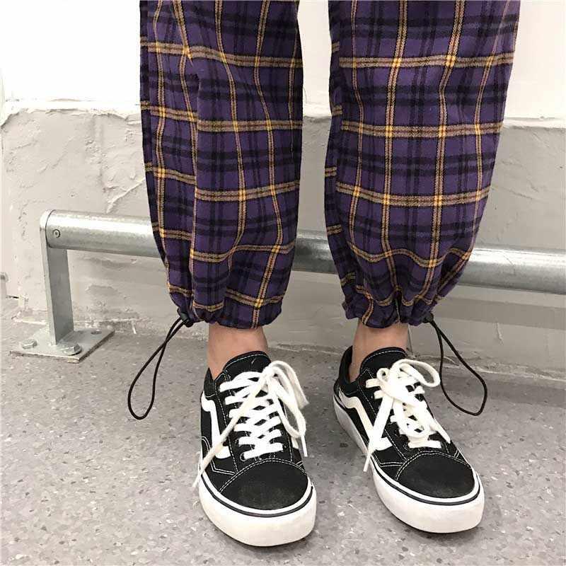 NiceMix 韓国語バージョンパンク原宿ヒップホップパンツバージョン純粋な黒ポケットファッションストレッチ pantalones ストリート
