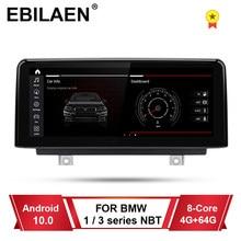 EBILAEN-Radio Multimedia para coche, unidad de sistema NBT, PC, Android 10,0, navegación GPS, para BMW F30, F31, F22, F34, F32, F33, F20, F21