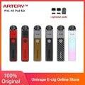 Новый оригинальный артерия PAL SE V2 Pod Kit wi/ 700 мАч батарея и 2 мл емкость электронная сигарета Pod система Vape Kit Vs Vinci Mod / Pal 2 pro