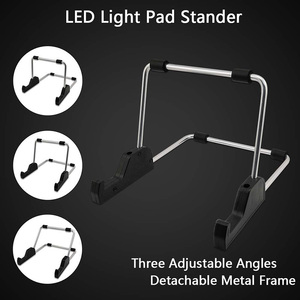 Image 5 - 5D Diamond Painting A4 Led Light Pad Board for Painting Drawing USB Powered Light Board Kit Adjustable Brightness with Stand