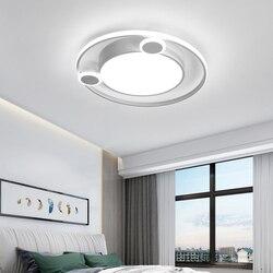 Nowoczesny żyrandol dla dzieci sypialnia salon gabinet Plafonnier Avize Luminaria Lustre żyrandole sufitowe pokój dziecięcy lampa Żyrandole    -