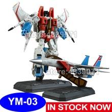 Да-модель Фигурка Игрушки Second Edition MP11 YM-03 YM03 Красного паука G1 деформации робот