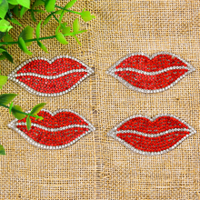 Decoration Clothing Shoe-Hat Patches Diy-Accessories Motifs Applique Rhinestone Crystal