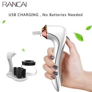 Image 3 - Rancai プロフェッショナルメイクブラシクリーナー高速洗濯と乾燥メイクアップブラシクリーニングメイクブラシツールと機械