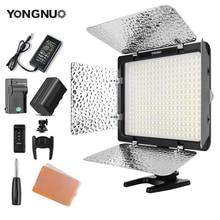 Yongnuo YN300 III YN300III 3200k 5500K CRI95 Kamera Foto LED Video Licht Optional mit AC Power Adapter + NP770 Batterie KIT