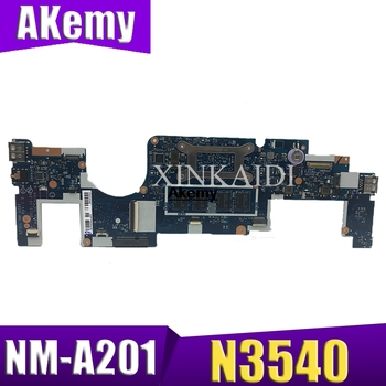 Brand new AIUU1 NM-A201 Main board for lenovo yoga 2 11 laptop motherboard SR1W2 With N3540 CPU 4G Memory onboard