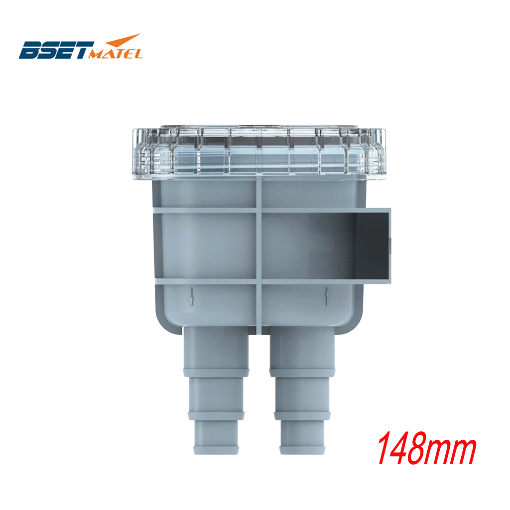 148mm Boat Marine Intake Raw Sea Water Strainer Filter Rafting Boating Accessories Fits For Hose Size 1