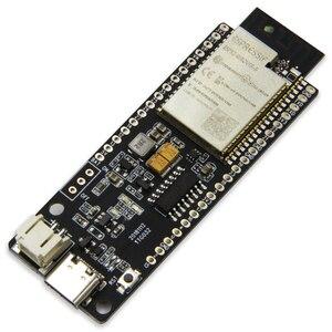 Image 5 - LEORY 3.3V ESP32 WiFi bluetooth Module 4 mo carte de développement basée sur ESP32 WROVER B type c