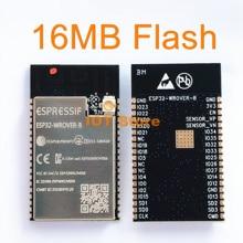 ESP32 WROVER IB 16MB Flash ESP32 WROVER IPEX เสาอากาศโมดูลบน ESP32 D0WD WIFI BT BLE โมดูล MCU