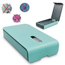 2020 NEW Arrive FIVE Multifunctional Phone Sterilizing Box UV Sterilization Box Mask Phone Wireless Charge Disinfection Case