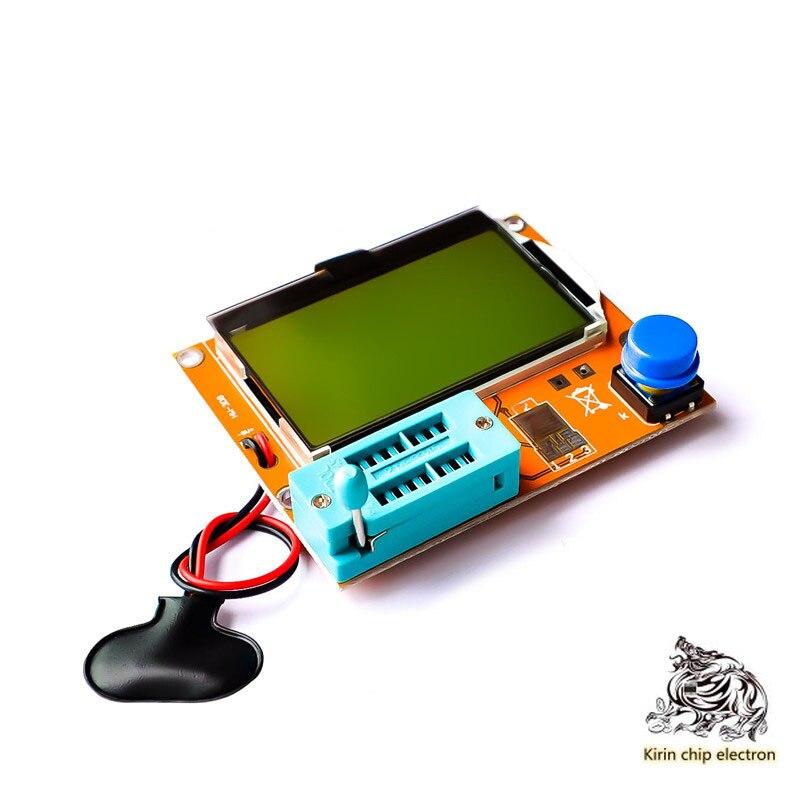 1PCS/LOT Lcr-t4 Graphic Transistor Tester Resistance Capacitance ESR Thyristor