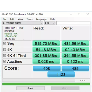 "Image 3 - 100% TOSHIBA 240GB Solid State Drive TR200 480GB 64 layer 3D BiCS FLASH TLC 2.5"" SATA III SSD 960GB Internal Disk for PC Laptop"