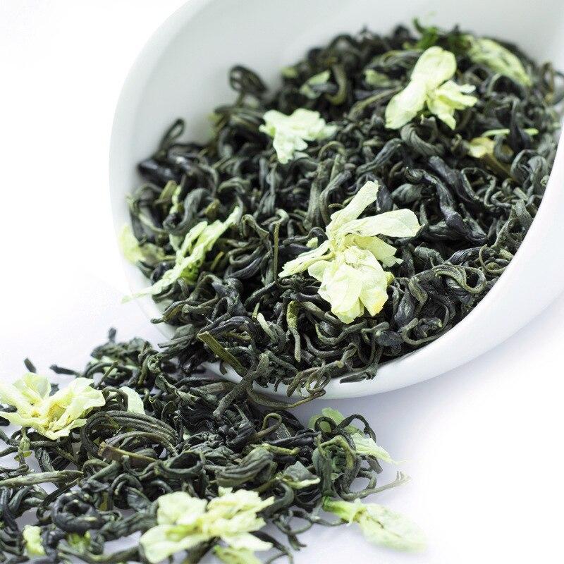 2020 New Arrival 020 Fresh Jasmine Tea Natural Organic Premium Jasmine Green Tea Jasmine DrSuperior Tea Leaf Hua Mao Feng Flavor