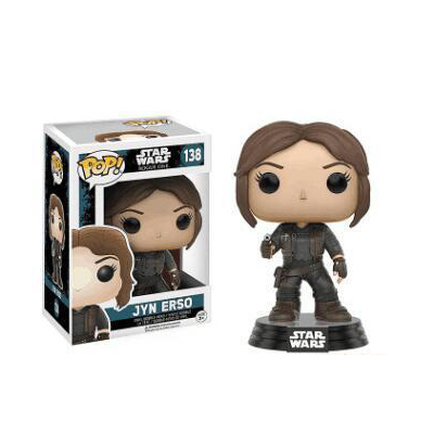 FUNKO POP Star Wars Darth Vader Luke Skywalker Leia Action Figure Collection Model Toys for Children xmas Gift 6