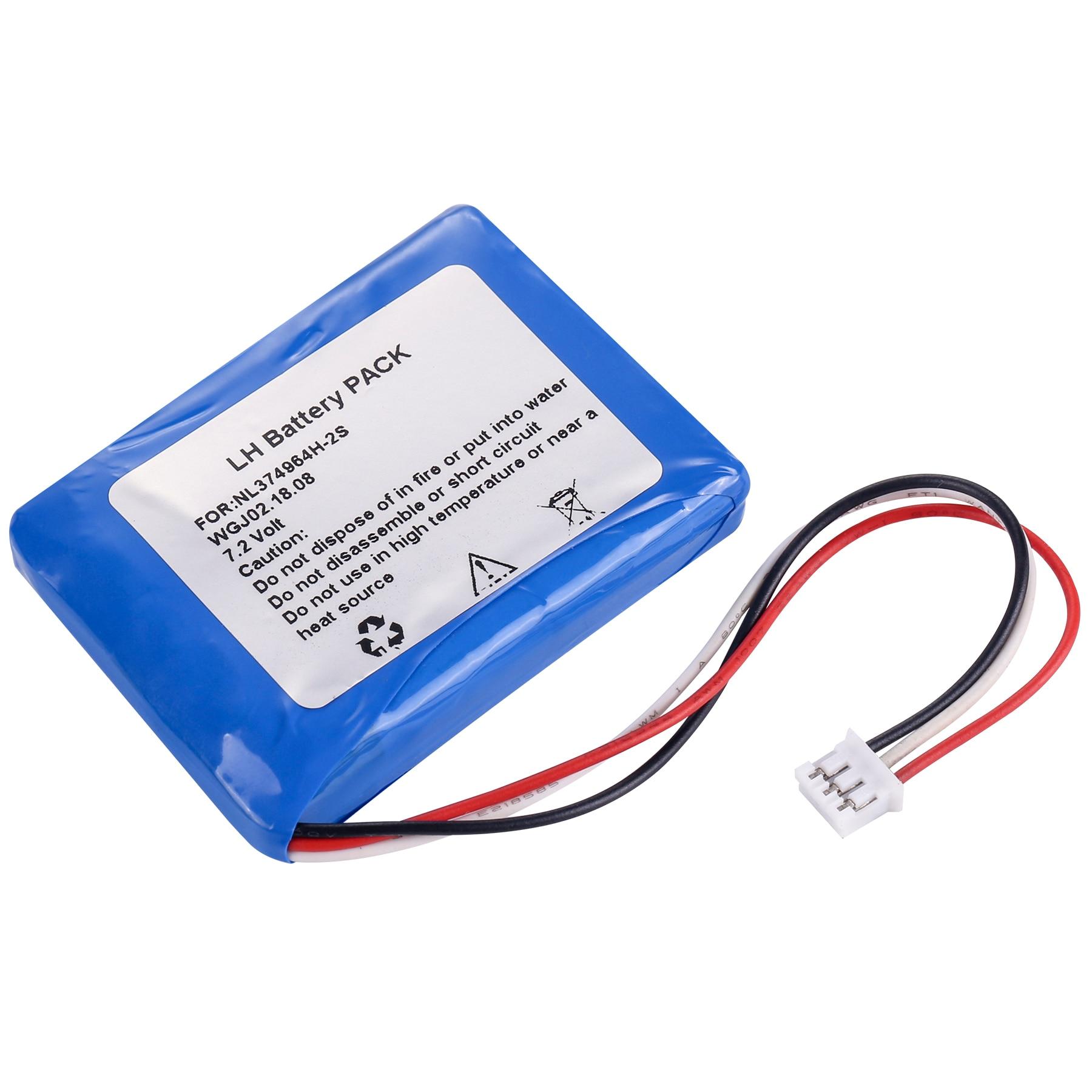 Высококачественный NL374964H-2S аккумулятор для замены NL374964H-2S аккумулятор OTDR