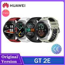 HUAWEI-reloj inteligente GT 2e GT2e, dispositivo resistente al agua hasta 5ATM, con control del ritmo cardíaco, Pantalla AMOLED de 1,39 pulgadas y 14 días de duración, versión Global