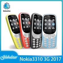 Nokia 3310 3G (2017) Refurbished Mobile Phone  2.4