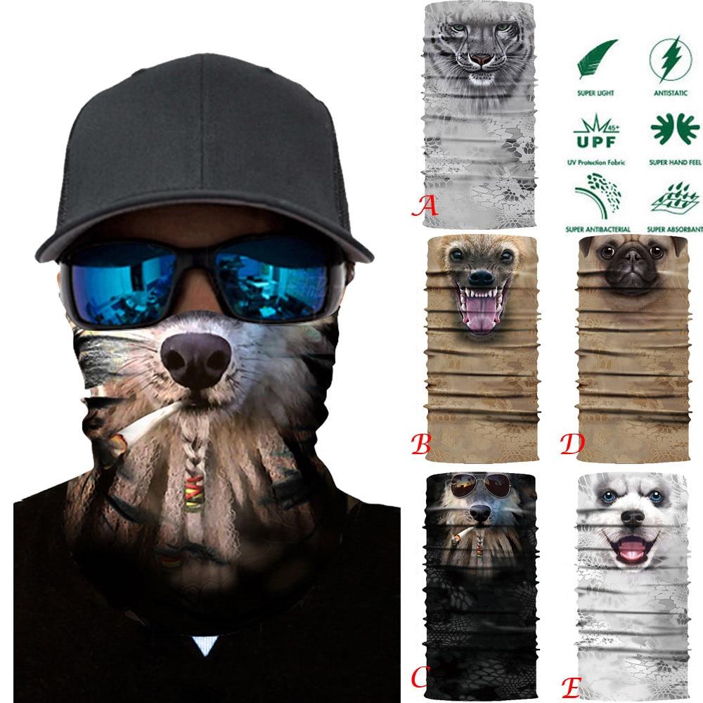 3D Animal Ski Cycling Snowboard Scarf Neck Warmer Face Mask …