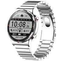 Reloj inteligente deportivo para hombre, dispositivo resistente al agua IP68, con Bluetooth, llamadas, reproductor de música y auriculares, pantalla HD de 2021x454, 454