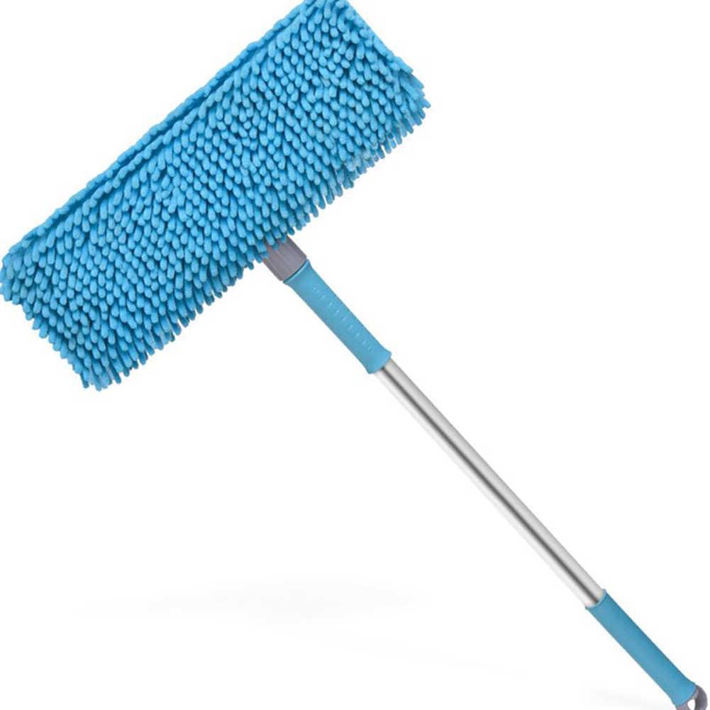 1PC płaskie składane mopa płaskiego tkaniny głowica ładująca wytycznych w sprawie pomocy regionalnej wymienić z mikrofibry tkaniny koral Chenille szmatka aksamitna łatwe do mycia 40x12 CM