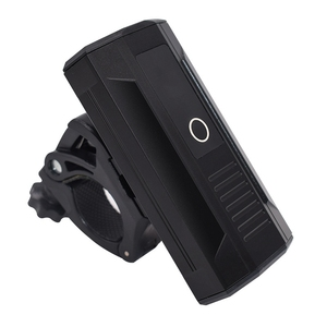HOT-L2 светильник на голову для велосипеда, перезаряжаемый через USB, 5200 мАч, велосипедный передний светильник, лампа IPX65, водонепроницаемый вел...