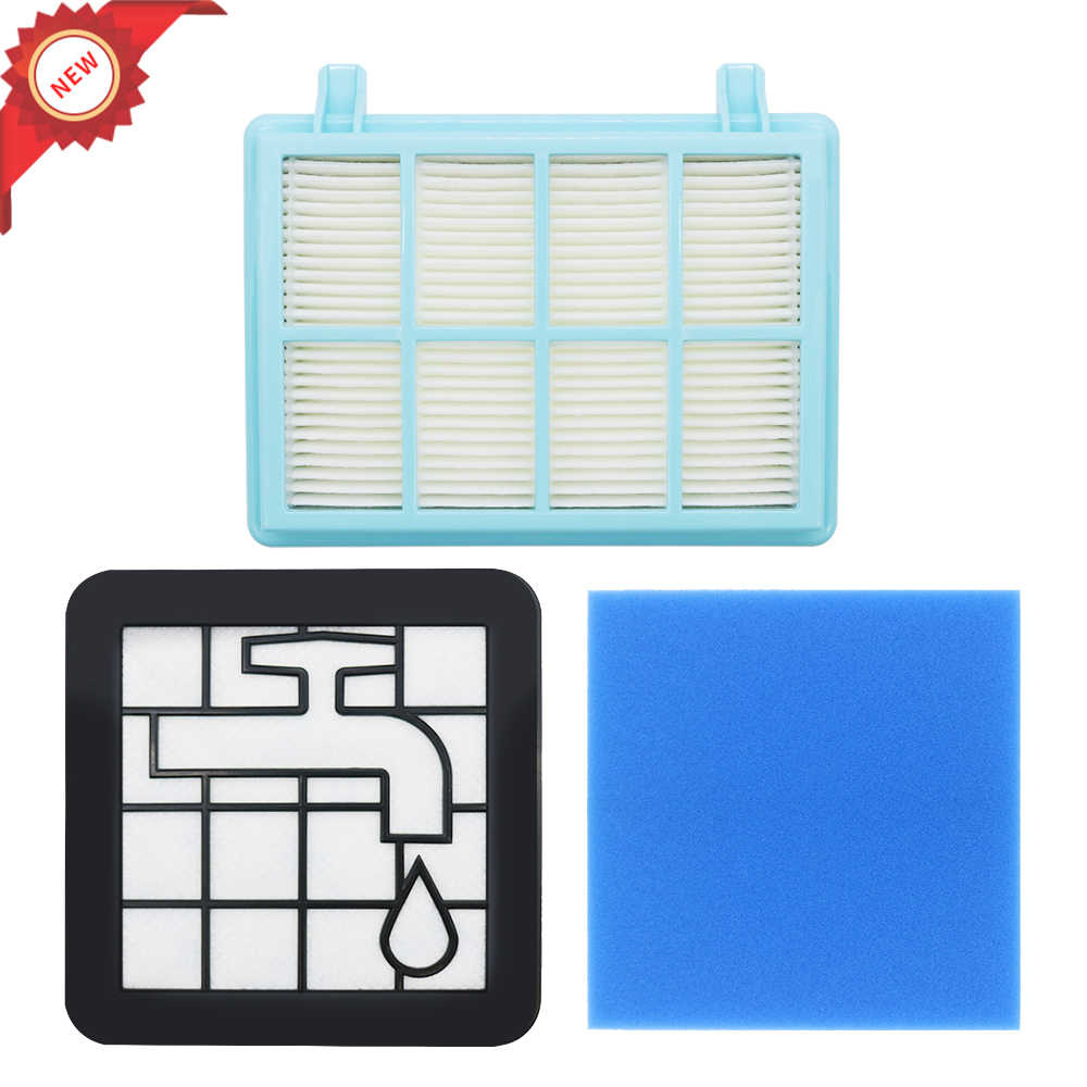 For Philips Model FC9331//09 FC9332//09 FC8010//01 Filter Kit Set Power Pro Compact