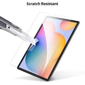 Image 3 - Protecteur Décran En Verre trempé pour Samsung Galaxy Tab A 10.1 2019 T510 S7 11 2020 8.0 2018 S5E 10.5 S6 Lite 10.4 P610 T590 T720