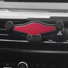Car Phone Mount Holder Air Vent Clip Gravity Soft Silicone Smart Brace LHB99
