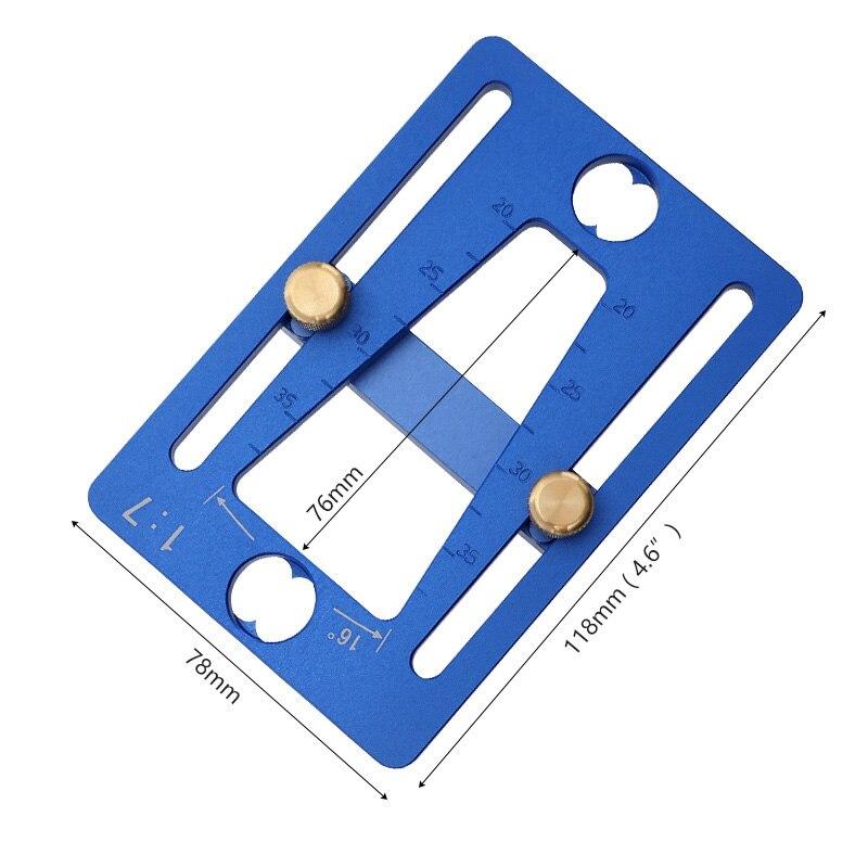 encadernação scriber ajustável liga alumínio marcação calibre para trabalhar madeira