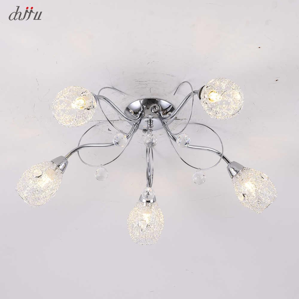 עיצוב חדש LED תקרת אור סלון חדר אוכל חדר שינה מלון luminarias para teto Led אורות מתקן תאורה בבית