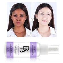 50 мл BB крем-спрей Новое поступление увлажняющий тональный крем для макияжа Голая отбеливание и осветление крем-спрей для лица